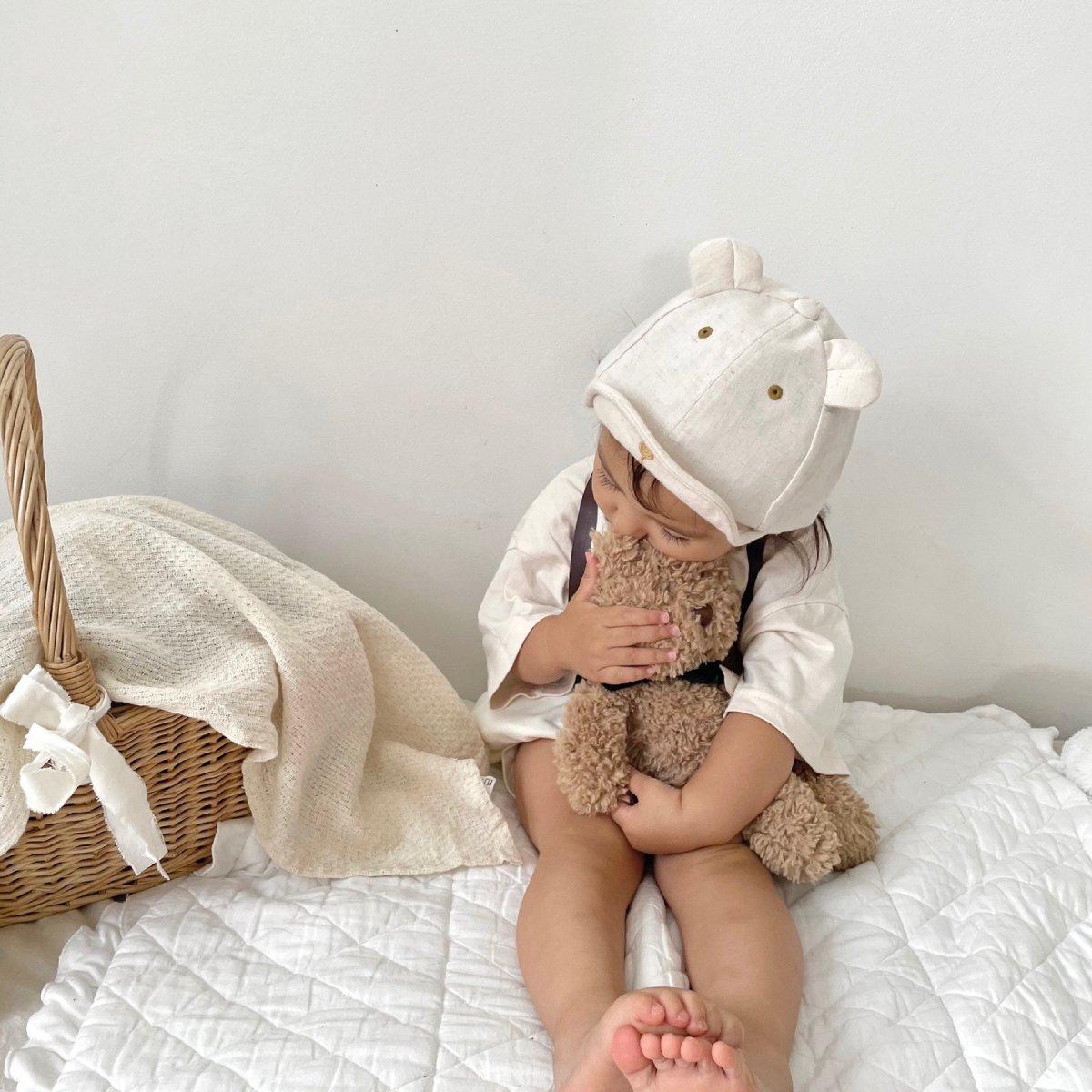【KIDS】Little Bear Cap 詳細画像18