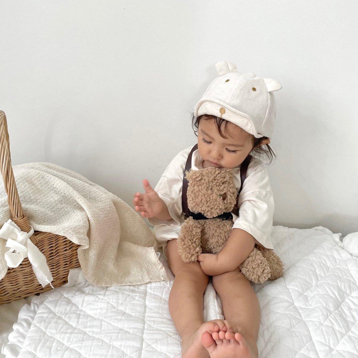 【KIDS】Little Bear Cap 詳細画像19