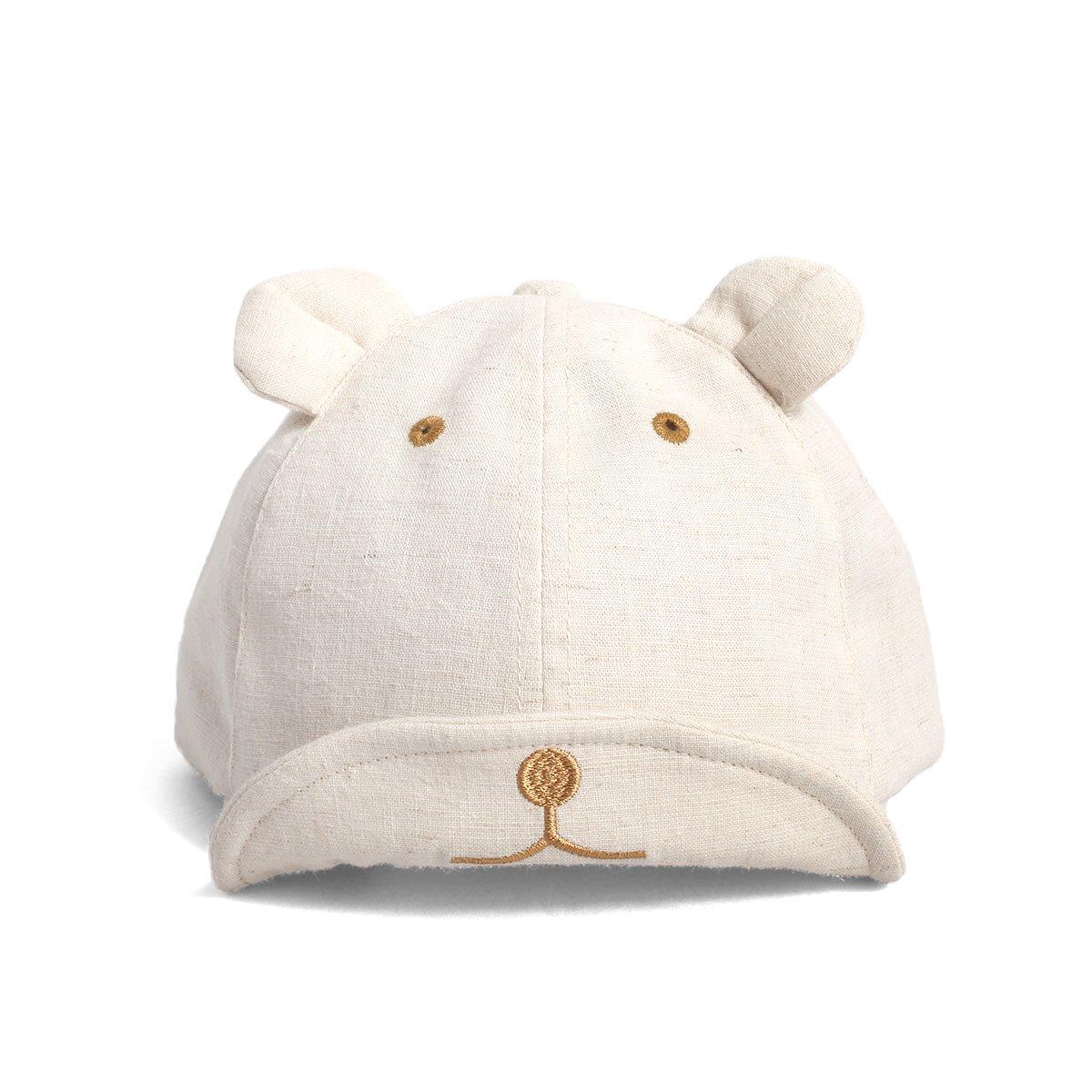 【KIDS】Little Bear Cap 詳細画像2