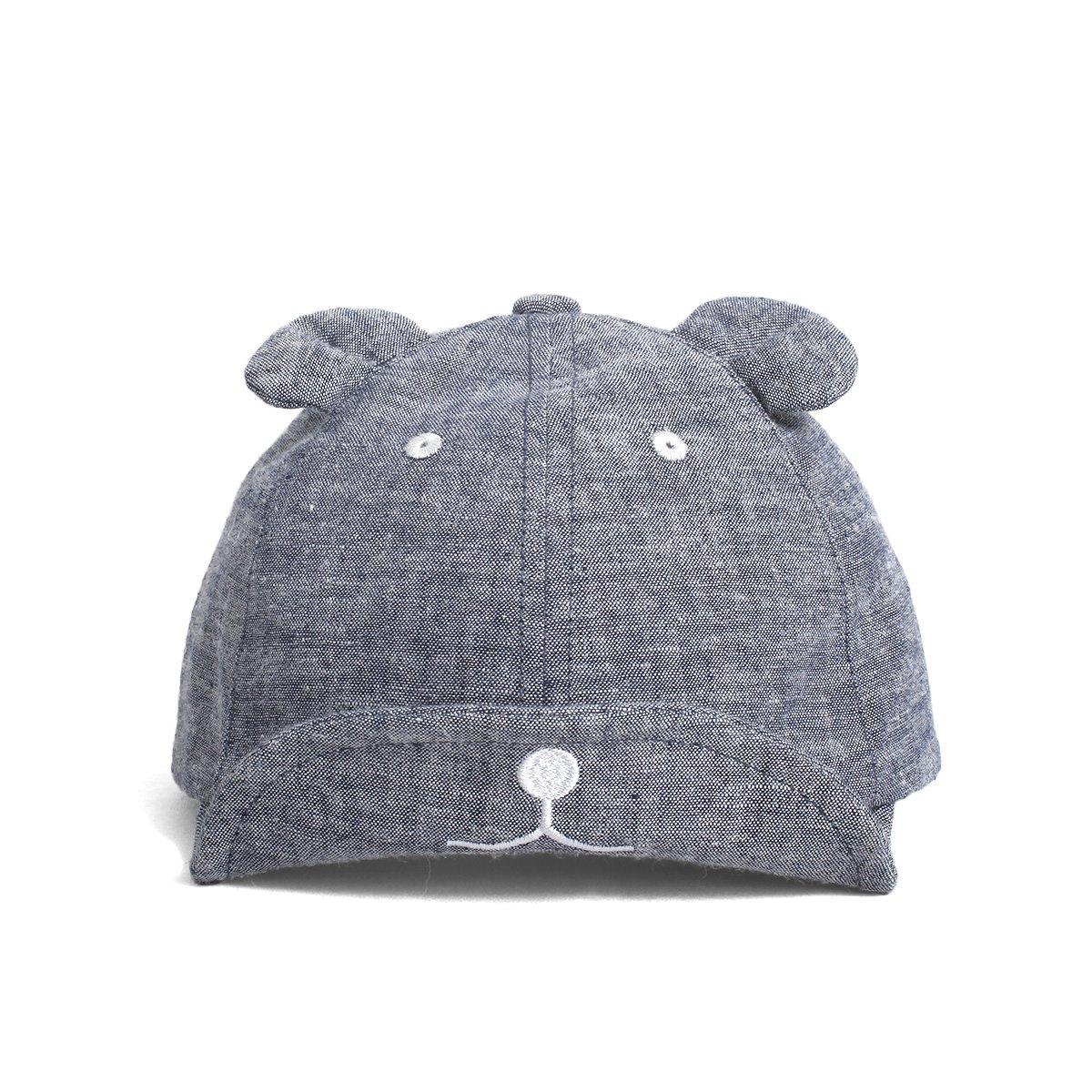 【KIDS】Little Bear Cap 詳細画像3