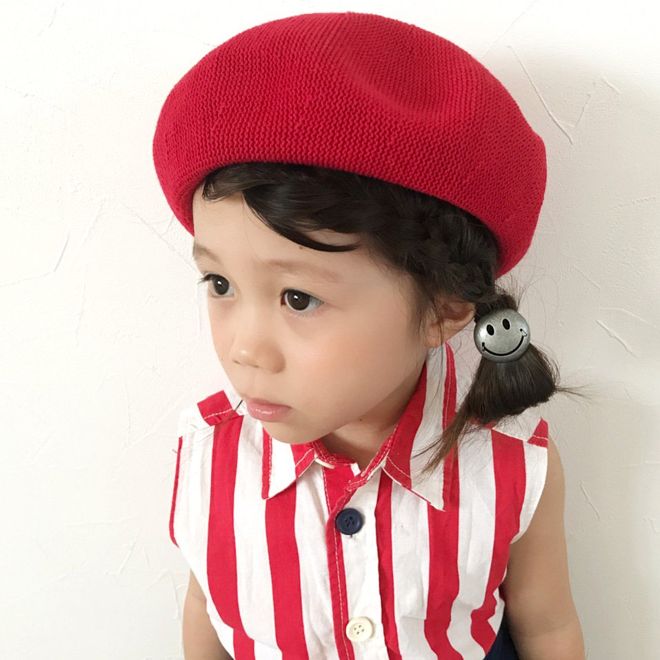Kids Sophie Thermo Beret2 詳細画像8