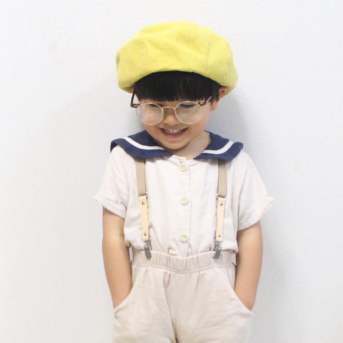 【KIDS】Kids Natural Beret 詳細画像5