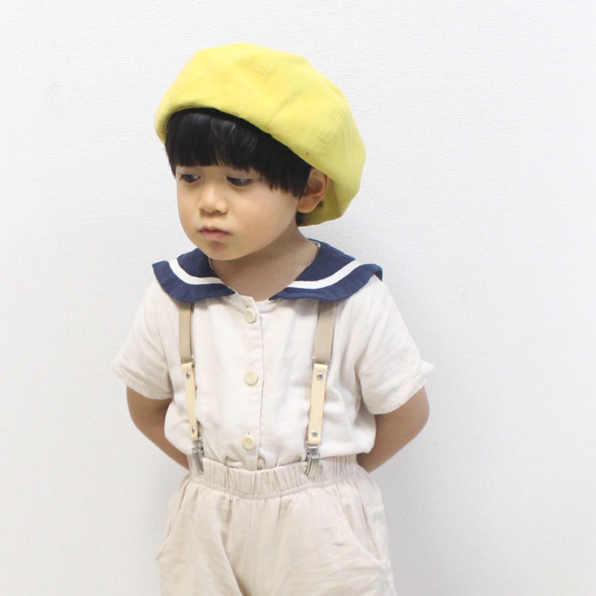 【KIDS】Kids Natural Beret 詳細画像6