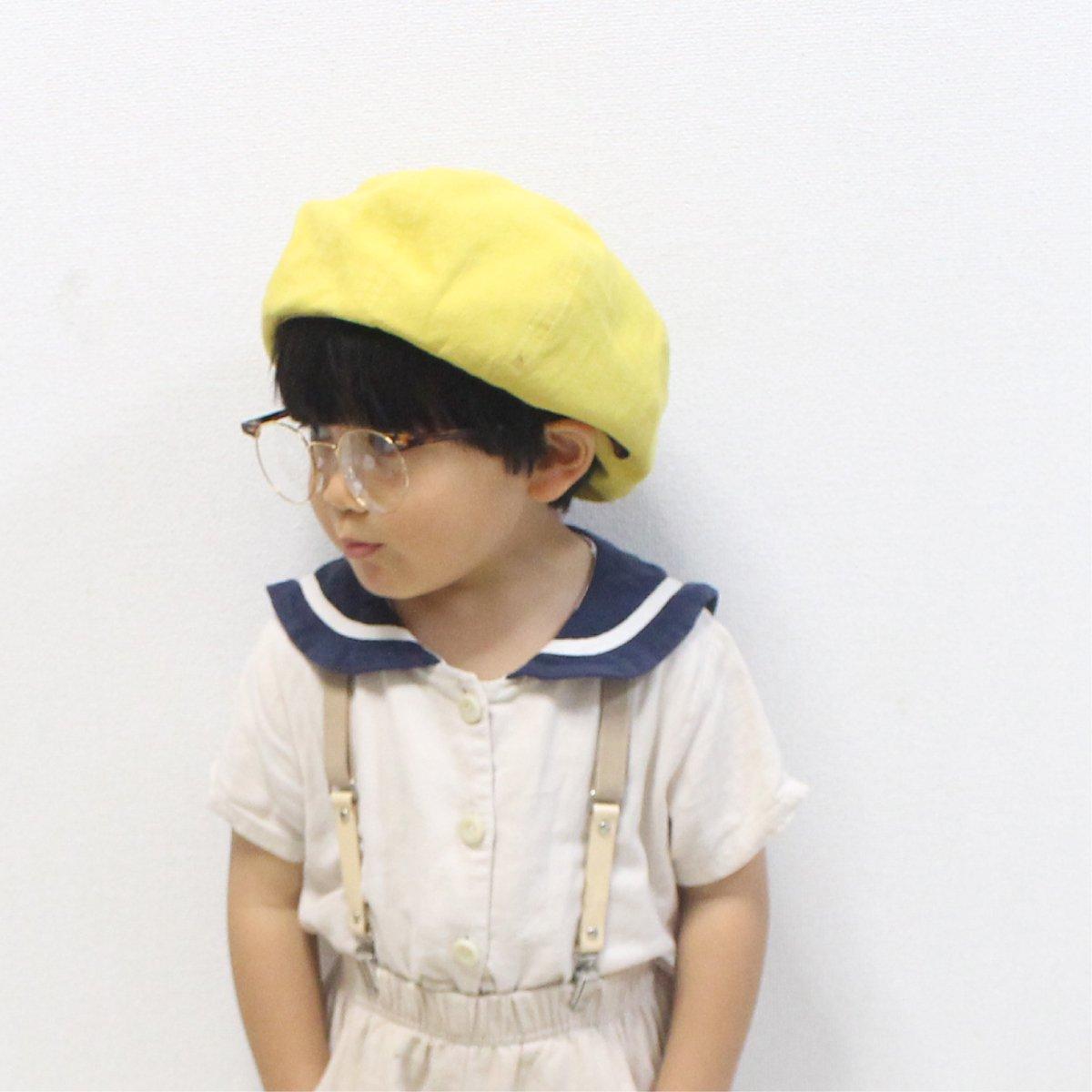 【KIDS】Kids Natural Beret 詳細画像7