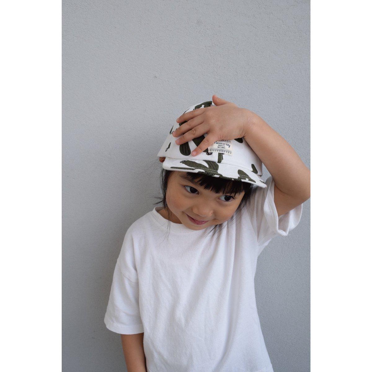 【KIDS】Saboten Cap 詳細画像11