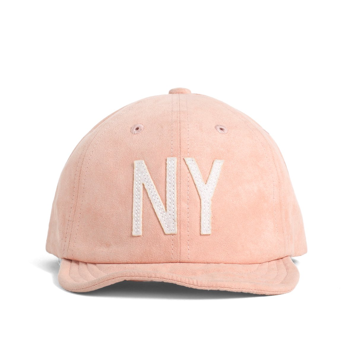 Kids Suede NY Cap