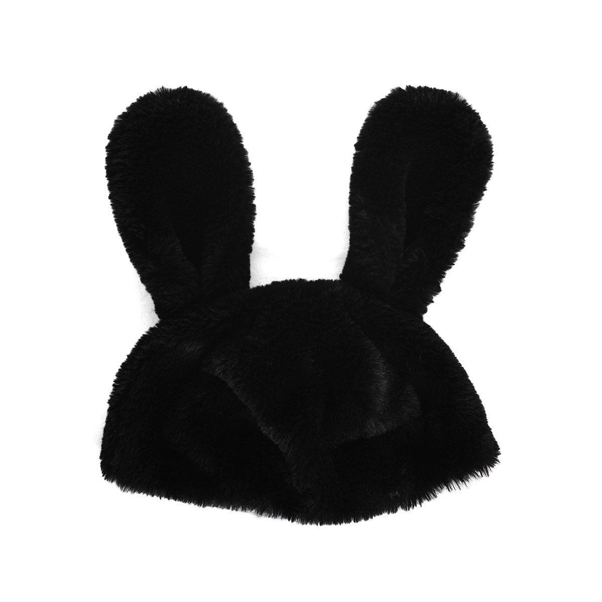 Rabbit Fur Hat 詳細画像1