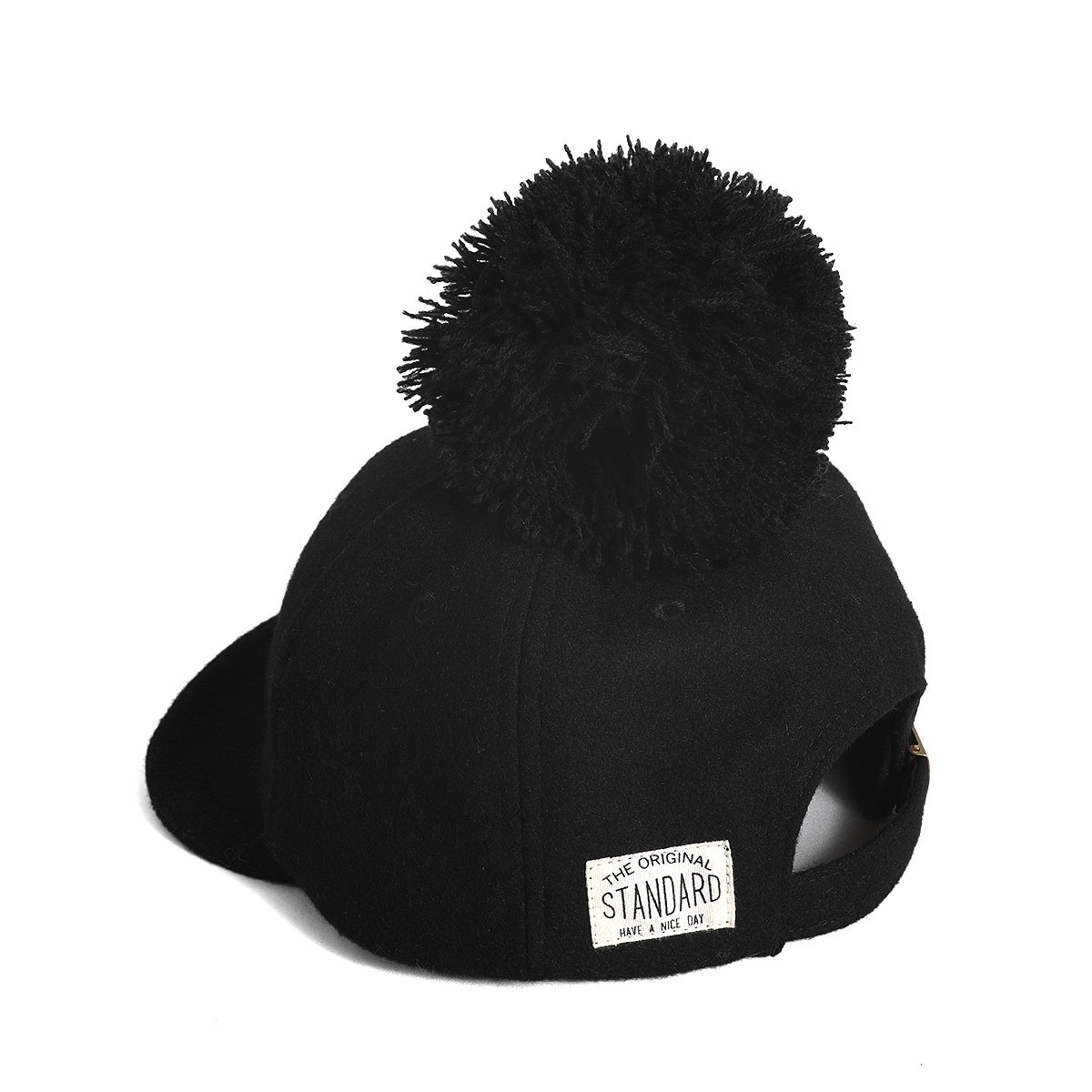 【KIDS】Wool Pom Cap 2 詳細画像6