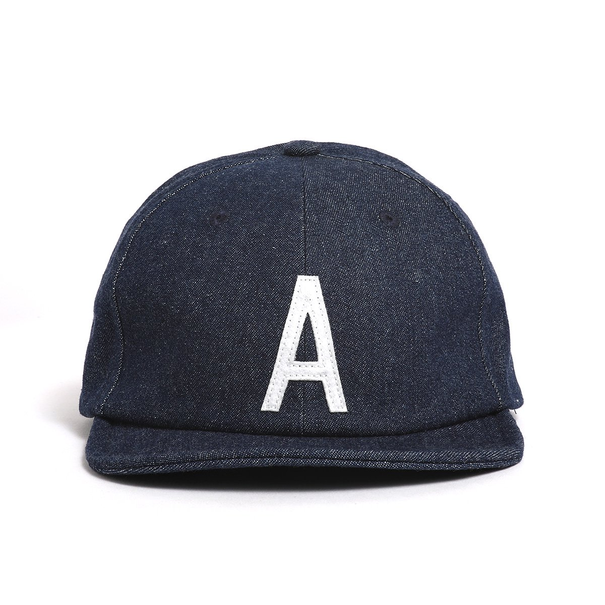 AtoZ Denim Logo CAP 詳細画像1