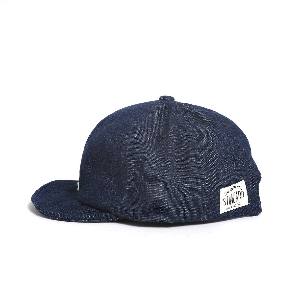 AtoZ Denim Logo CAP 詳細画像2