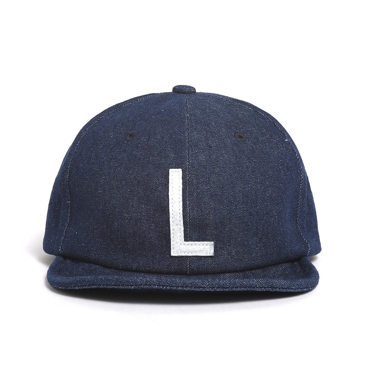 AtoZ Denim Logo CAP 詳細画像5