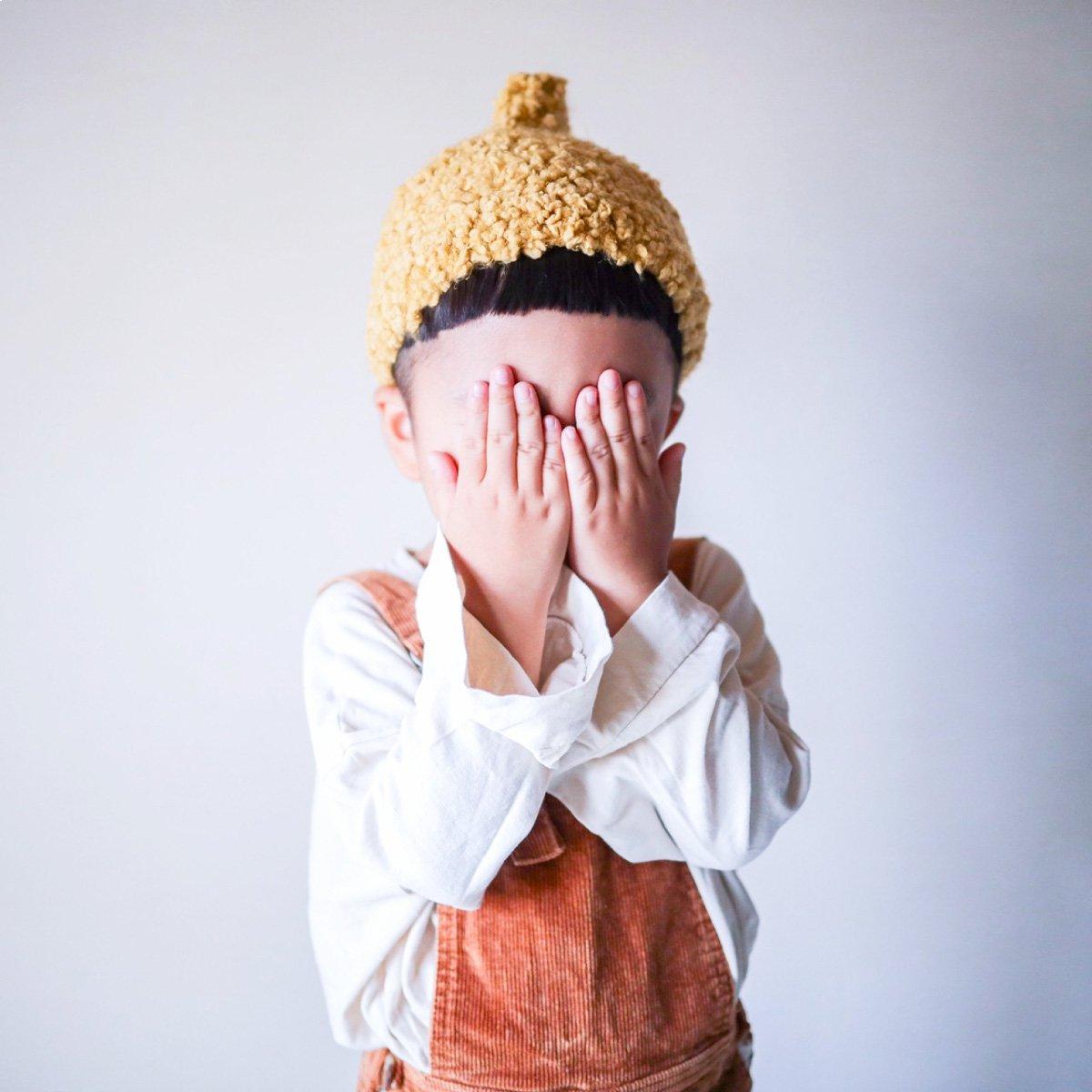 【KIDS】Donguri Knit Cap 詳細画像12