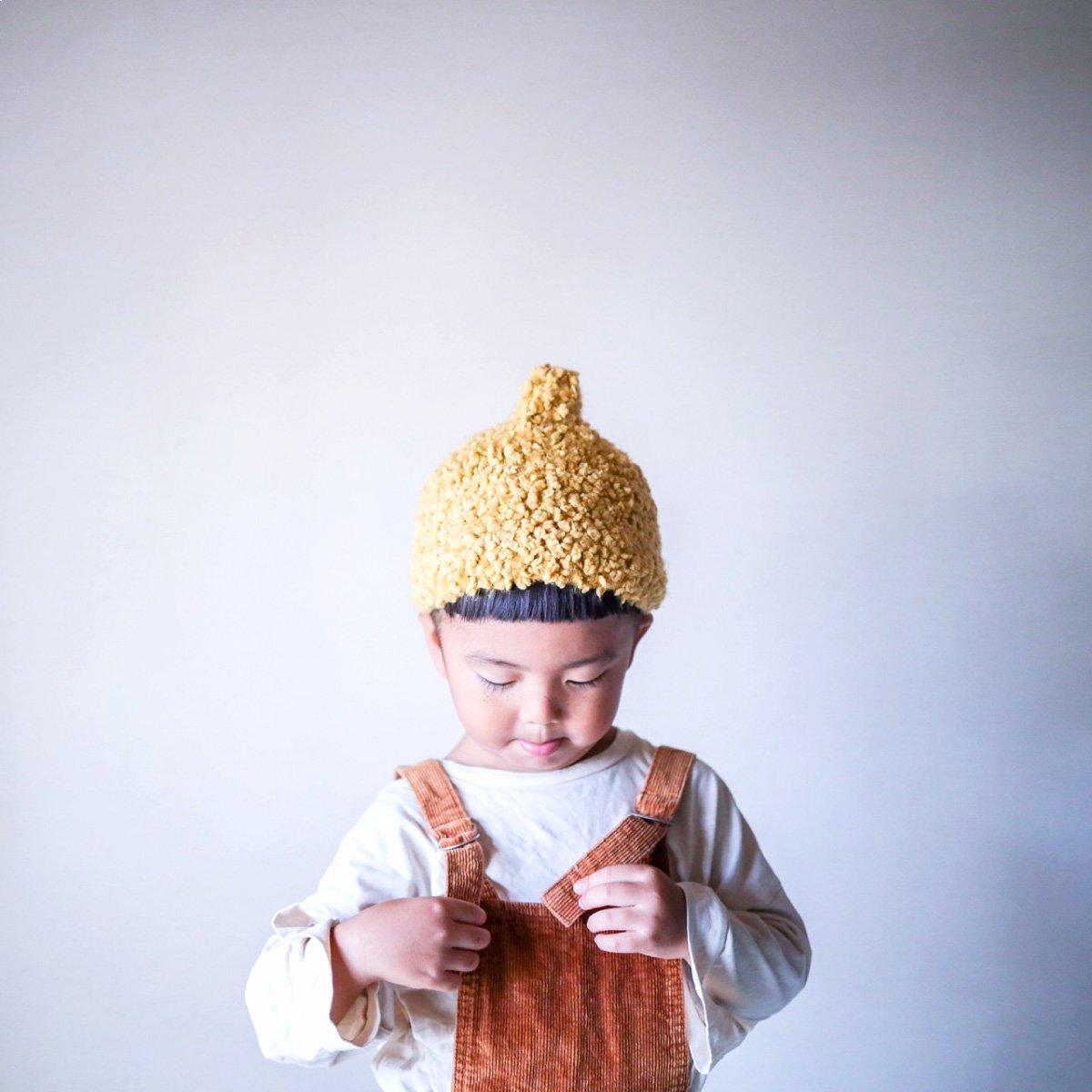 【KIDS】Donguri Knit Cap 詳細画像13