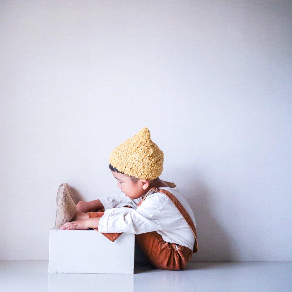 【KIDS】Donguri Knit Cap 詳細画像14