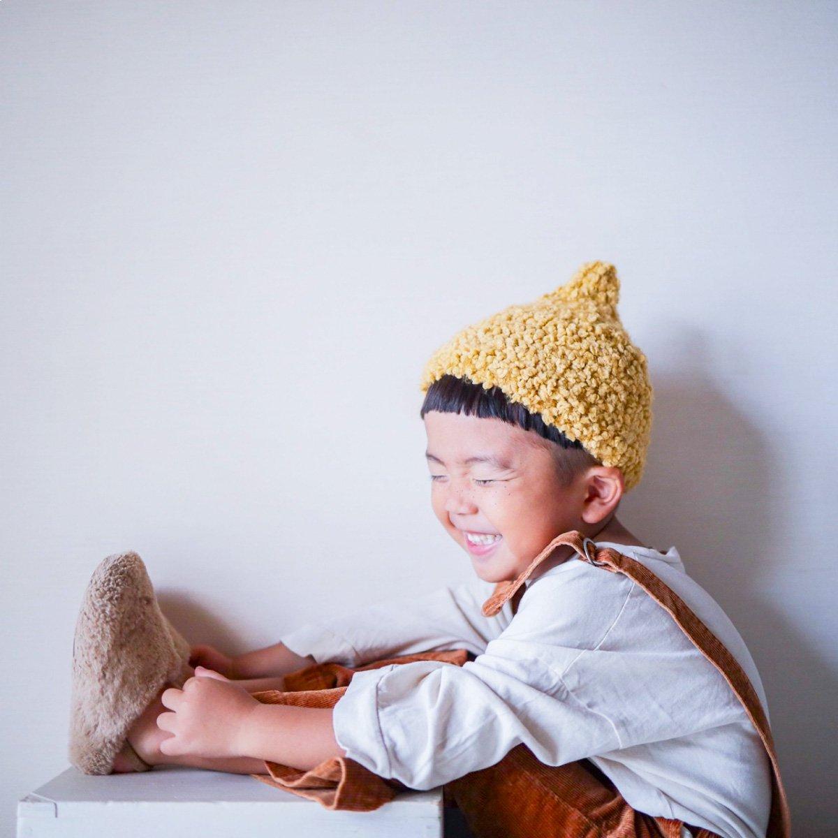 【KIDS】Donguri Knit Cap 詳細画像15