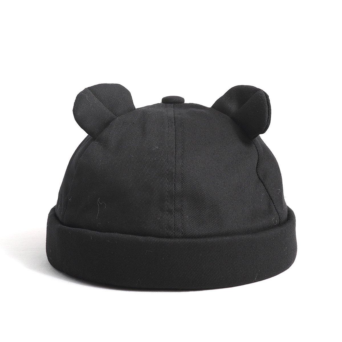 【KIDS】Bear Roll Cap 詳細画像1