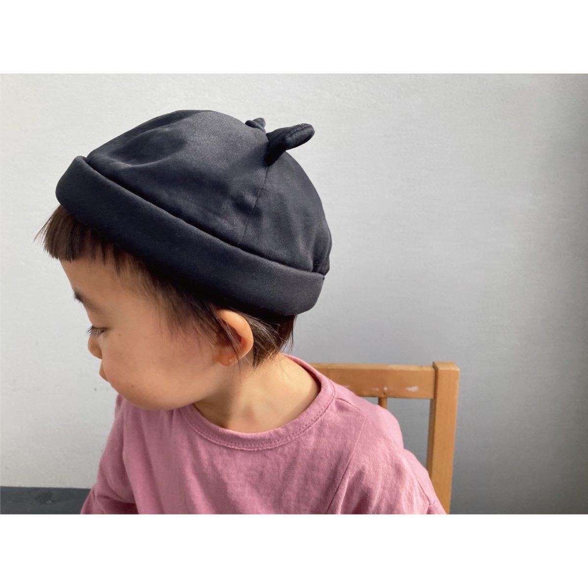 【KIDS】Bear Roll Cap 詳細画像10