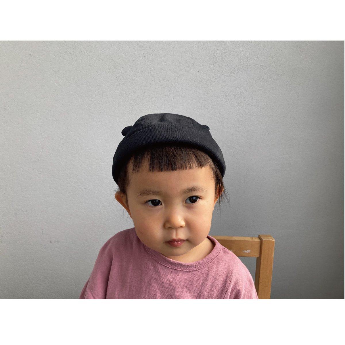 【KIDS】Bear Roll Cap 詳細画像12