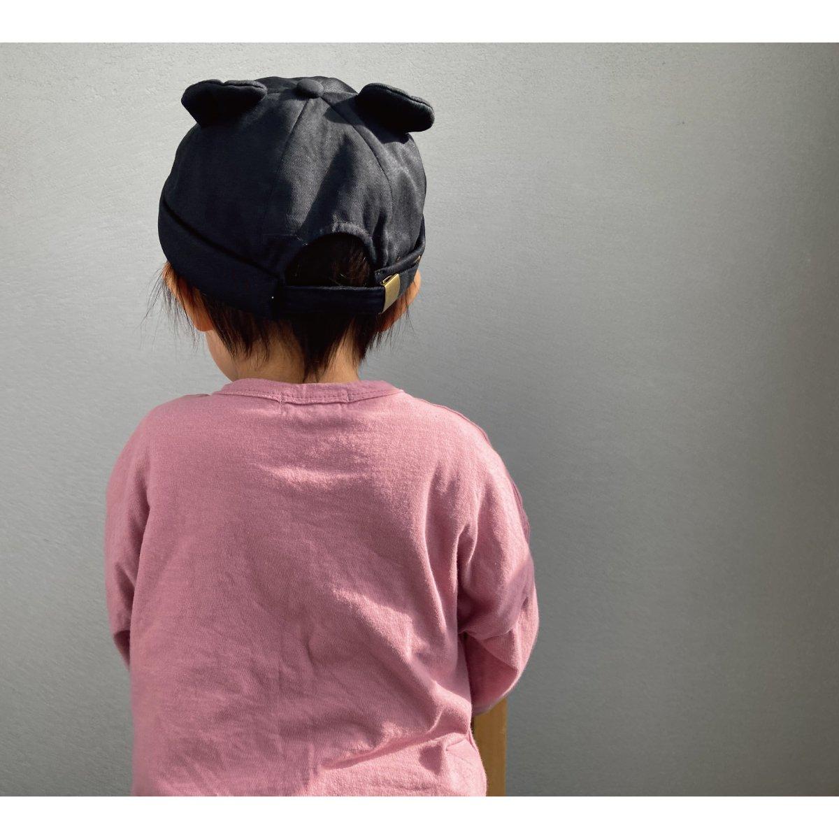 【KIDS】Bear Roll Cap 詳細画像16