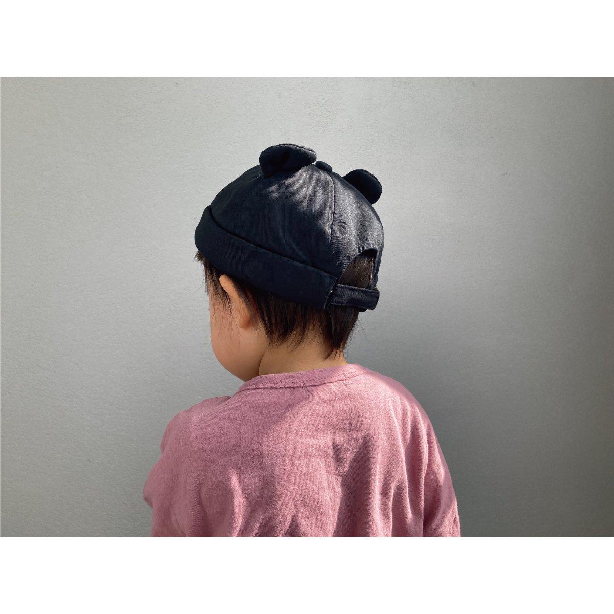 【KIDS】Bear Roll Cap 詳細画像18