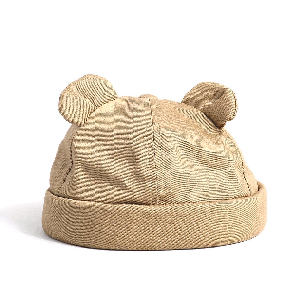 【KIDS】Bear Roll Cap 詳細画像2