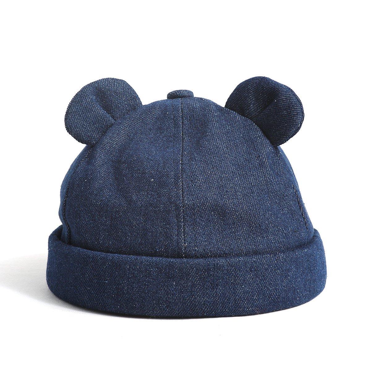 【KIDS】Bear Roll Cap 詳細画像3