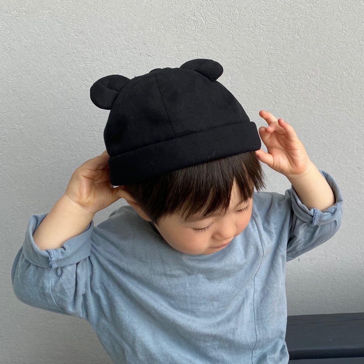 Beby Bear Roll Cap