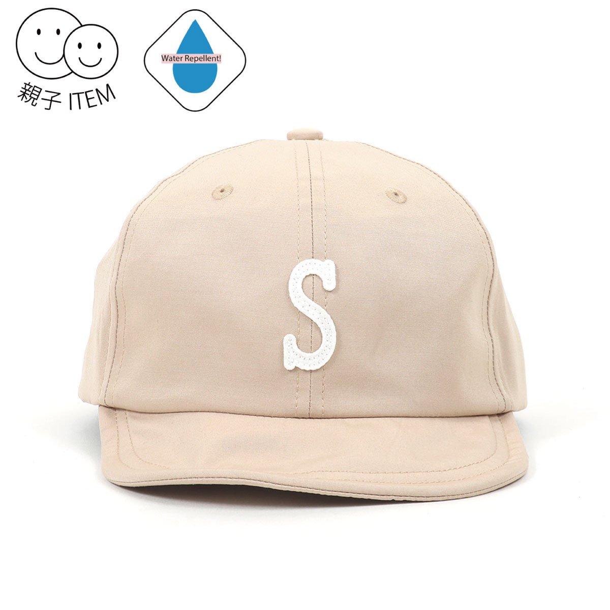 Nylon Logo Cap 詳細画像1