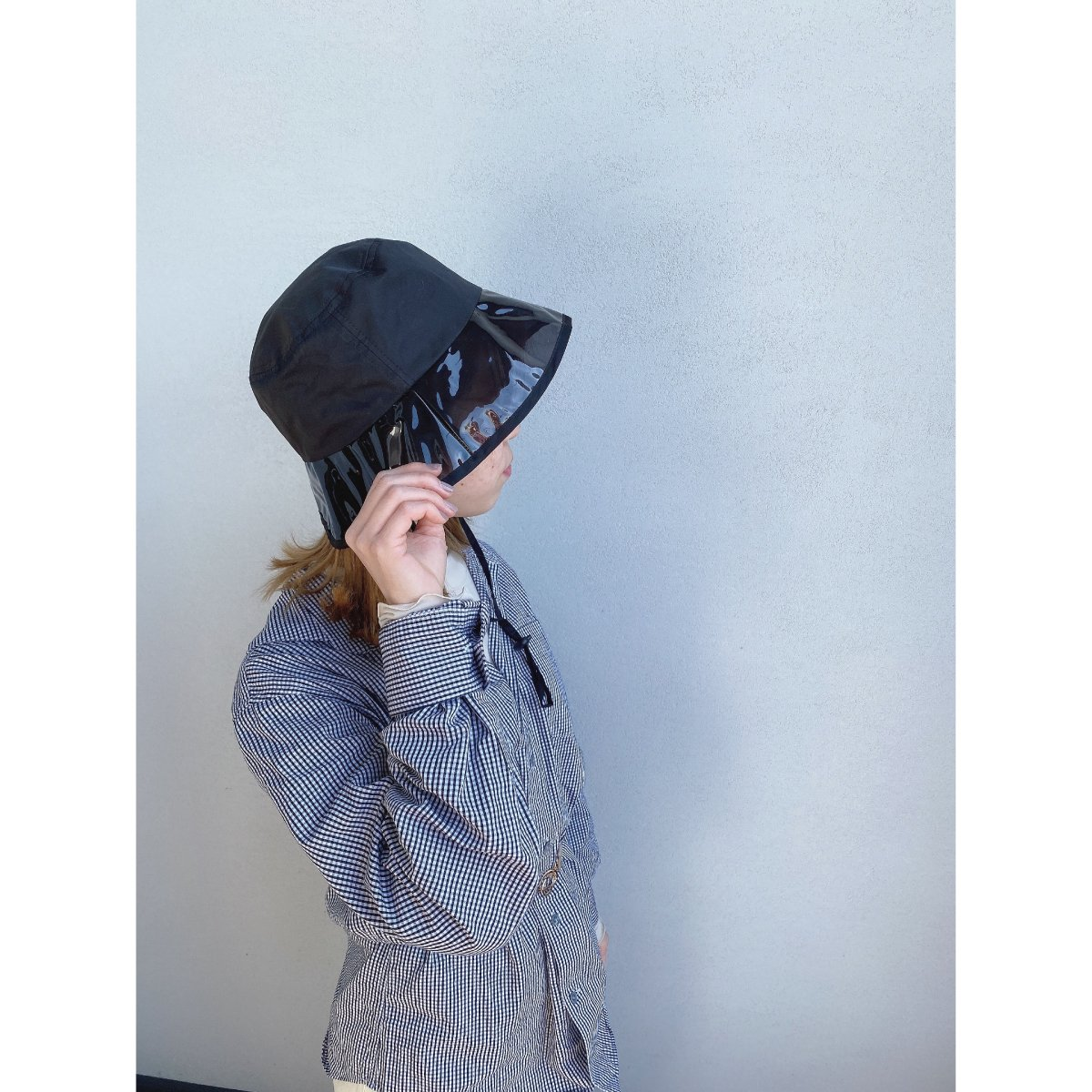 Lady Rain Hat 詳細画像11