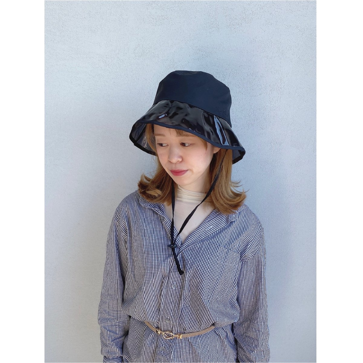 Lady Rain Hat 詳細画像5