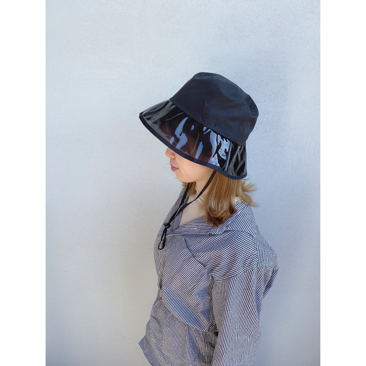 Lady Rain Hat 詳細画像6