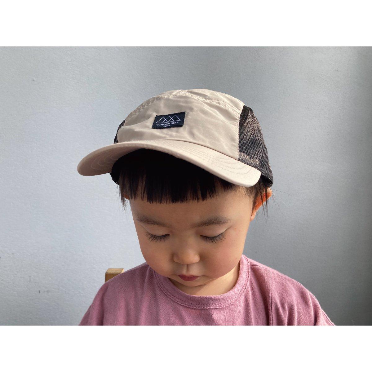【KIDS】Kids Gear Jet Cap 詳細画像11