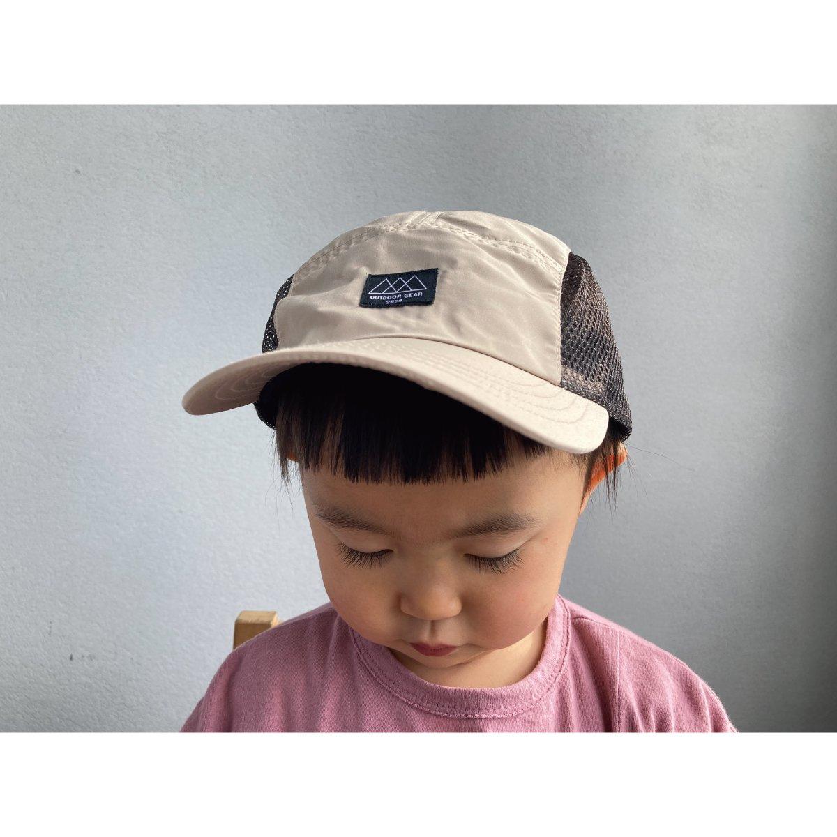 【KIDS】Kids Gear Jet Cap 詳細画像12