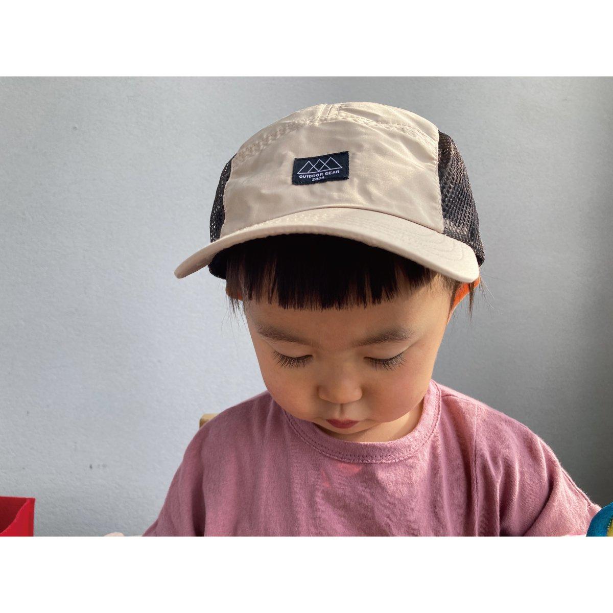 【KIDS】Kids Gear Jet Cap 詳細画像15