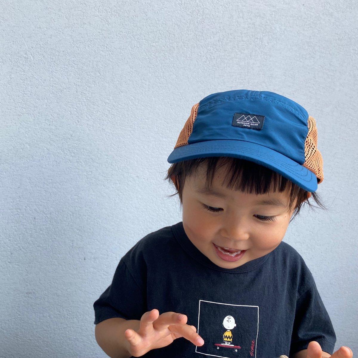【KIDS】Kids Gear Jet Cap 詳細画像19