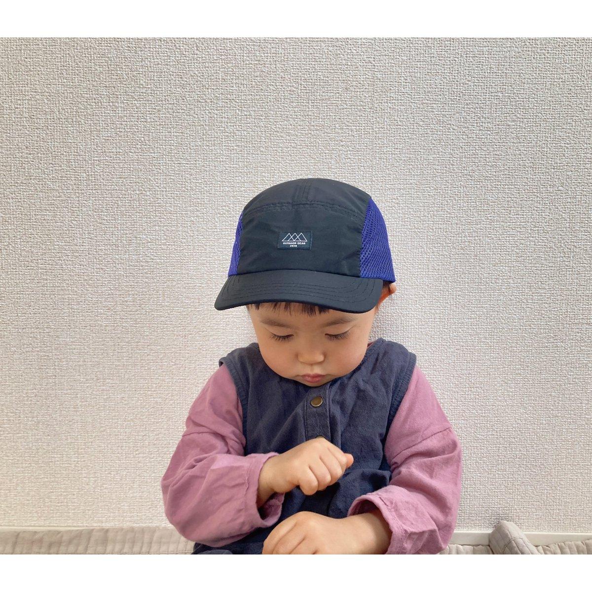 【KIDS】Kids Gear Jet Cap 詳細画像8