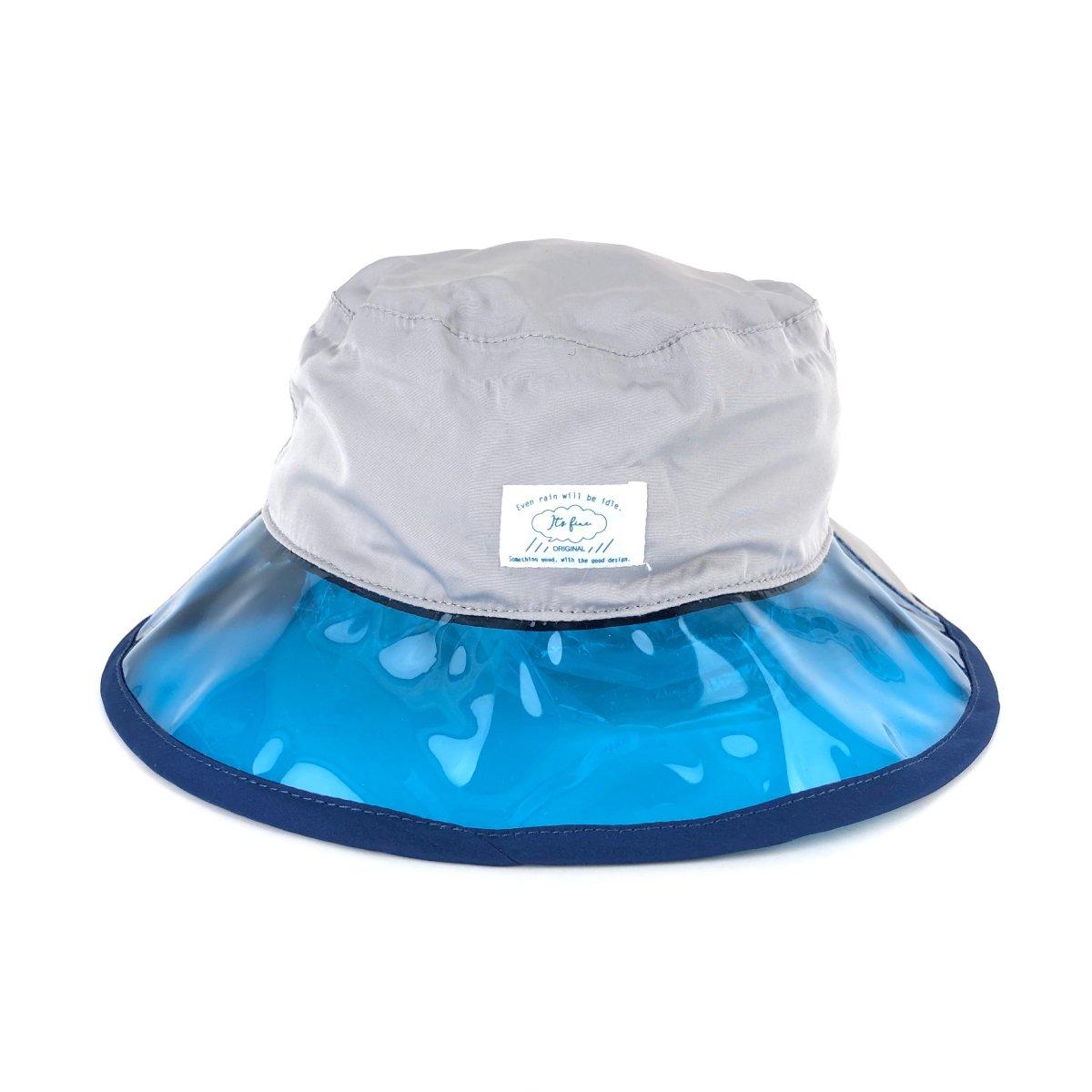 【KIDS】Rain PVC Hat 詳細画像1