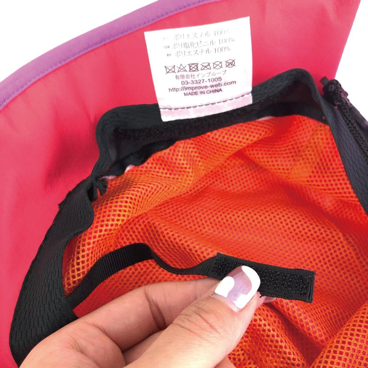 【KIDS】Rain PVC Hat 詳細画像14