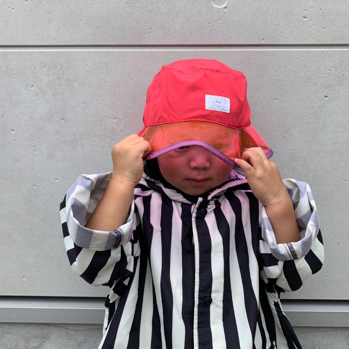 【KIDS】Rain PVC Hat 詳細画像16