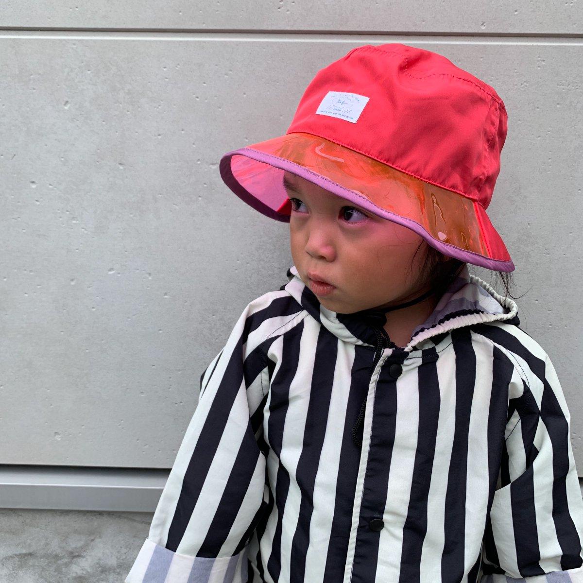 【KIDS】Rain PVC Hat 詳細画像17