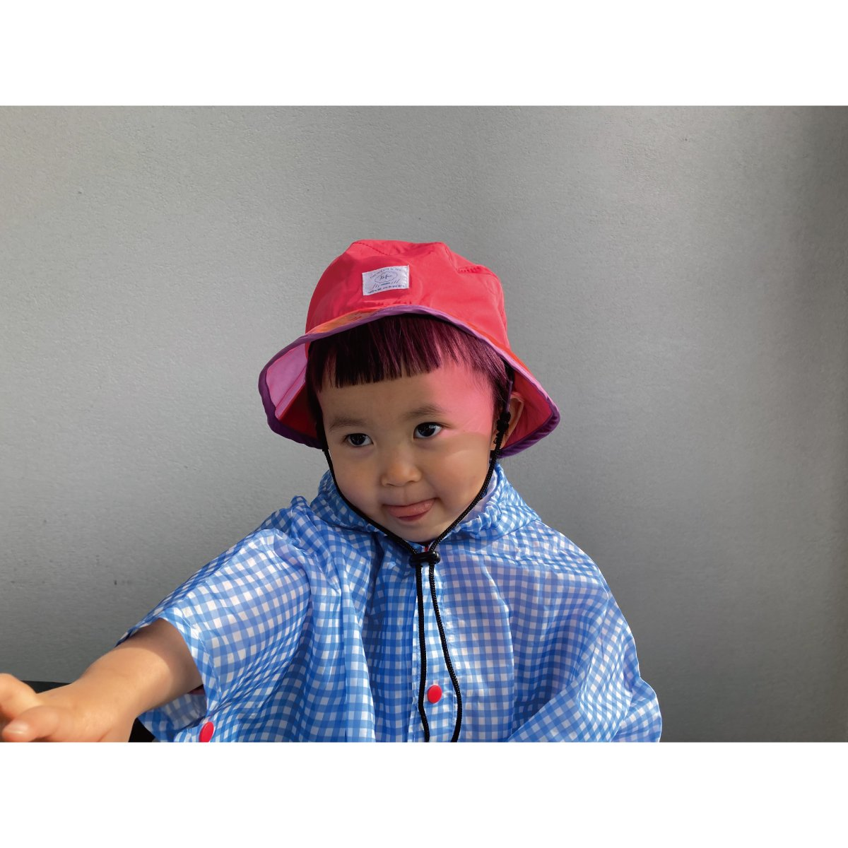 【KIDS】Rain PVC Hat 詳細画像18