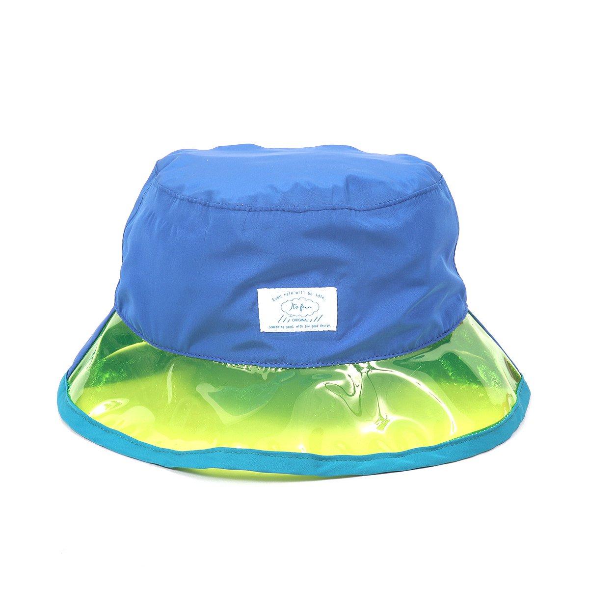 【KIDS】Rain PVC Hat 詳細画像2