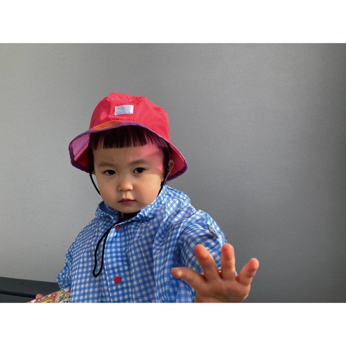 【KIDS】Rain PVC Hat 詳細画像20