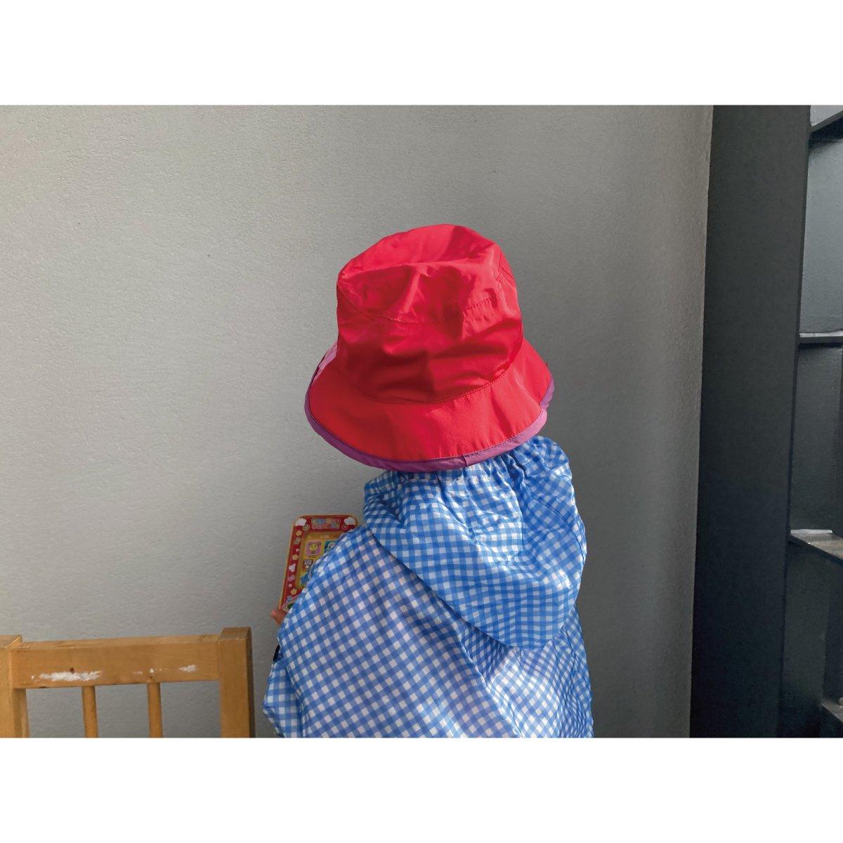 【KIDS】Rain PVC Hat 詳細画像21