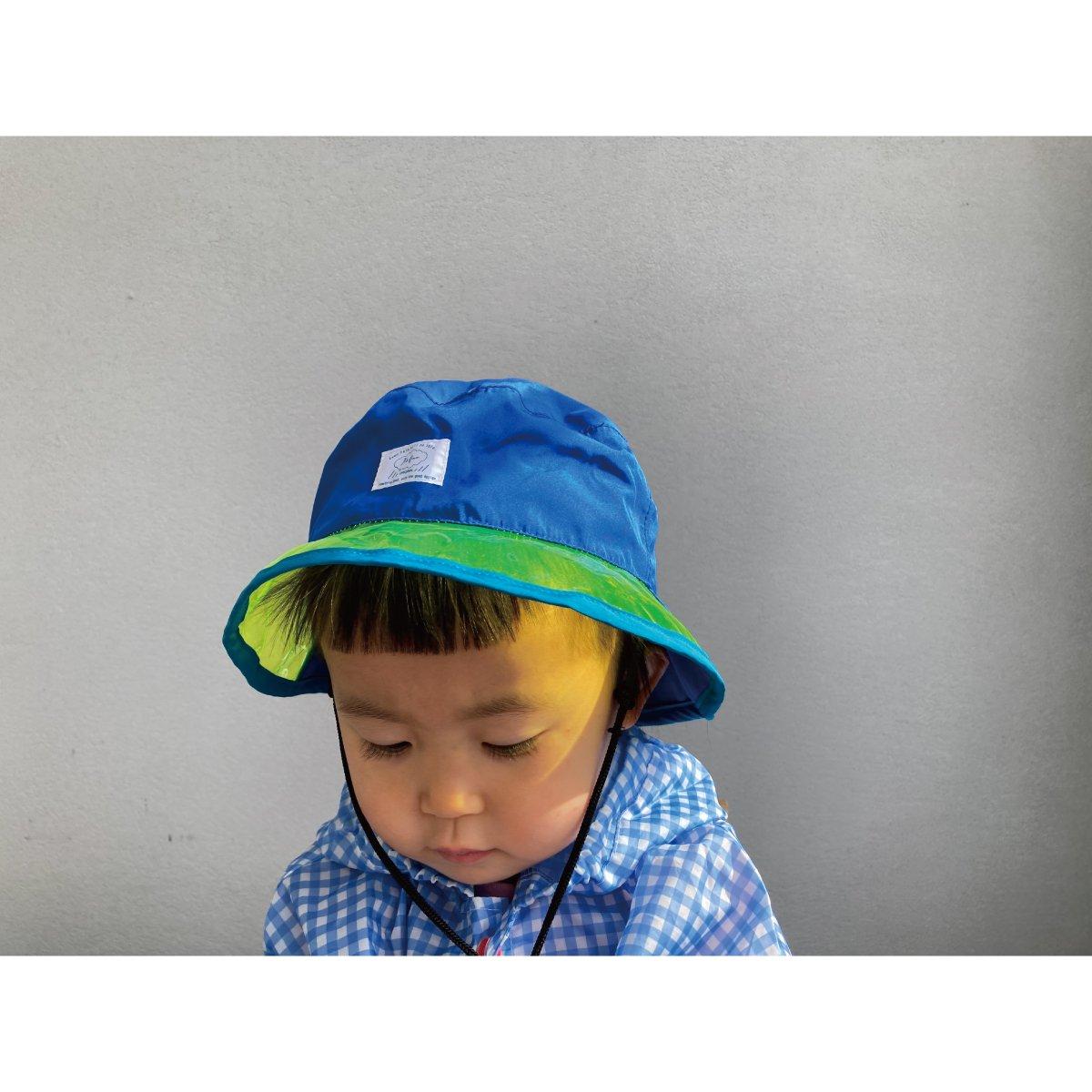 【KIDS】Rain PVC Hat 詳細画像23