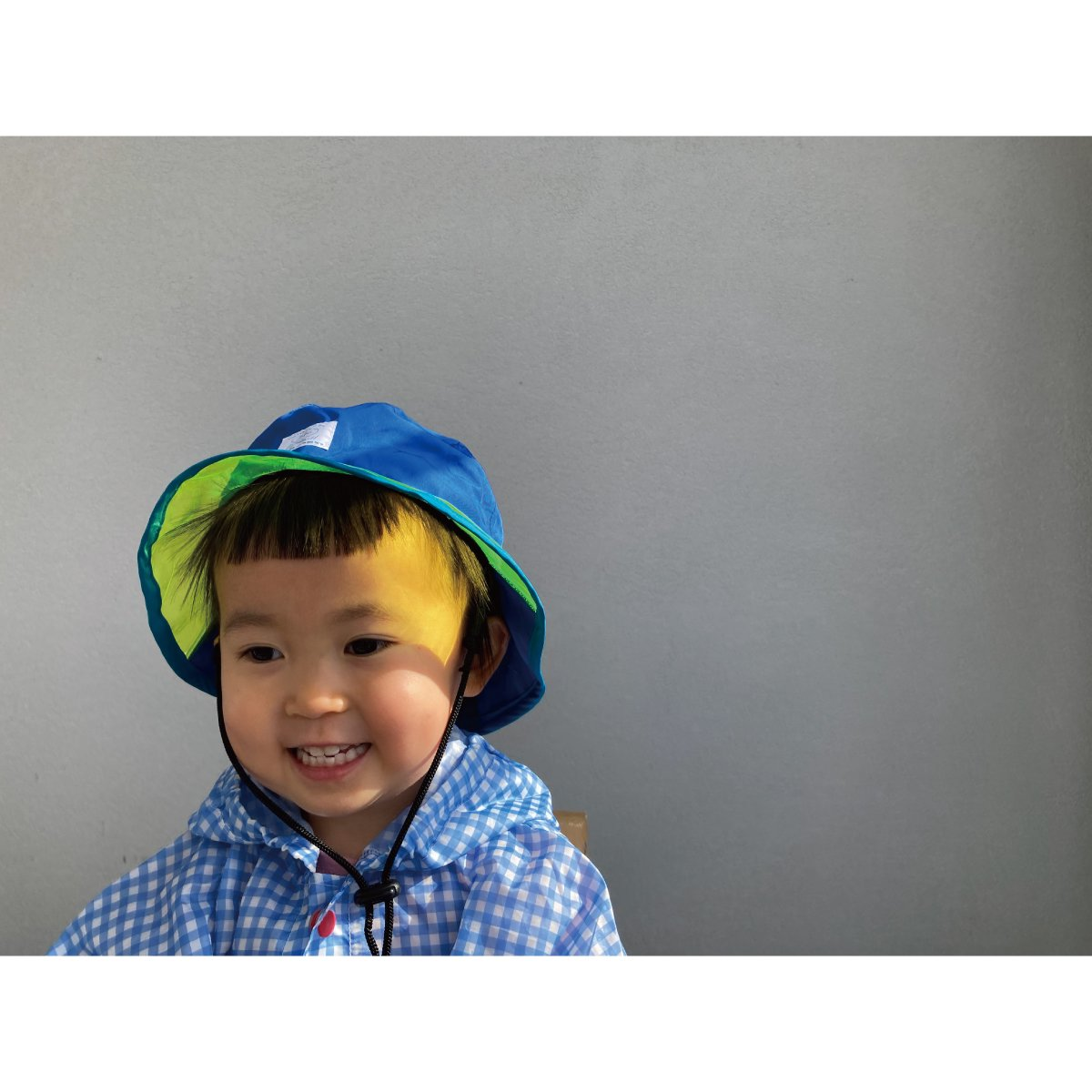 【KIDS】Rain PVC Hat 詳細画像24