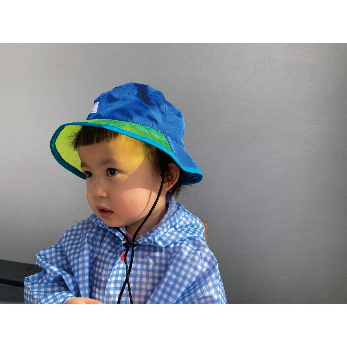 【KIDS】Rain PVC Hat 詳細画像25