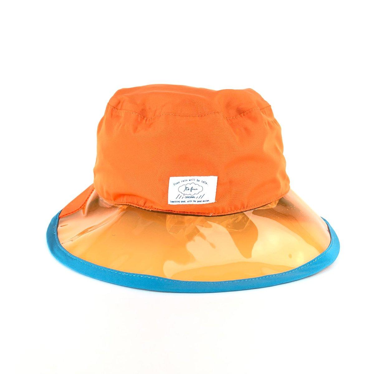 【KIDS】Rain PVC Hat 詳細画像3