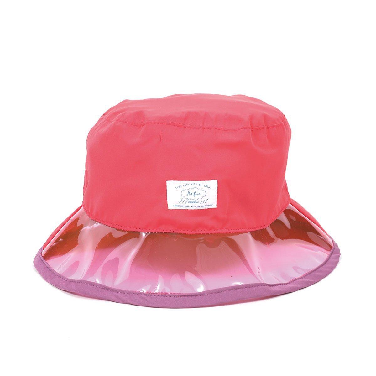【KIDS】Rain PVC Hat 詳細画像4