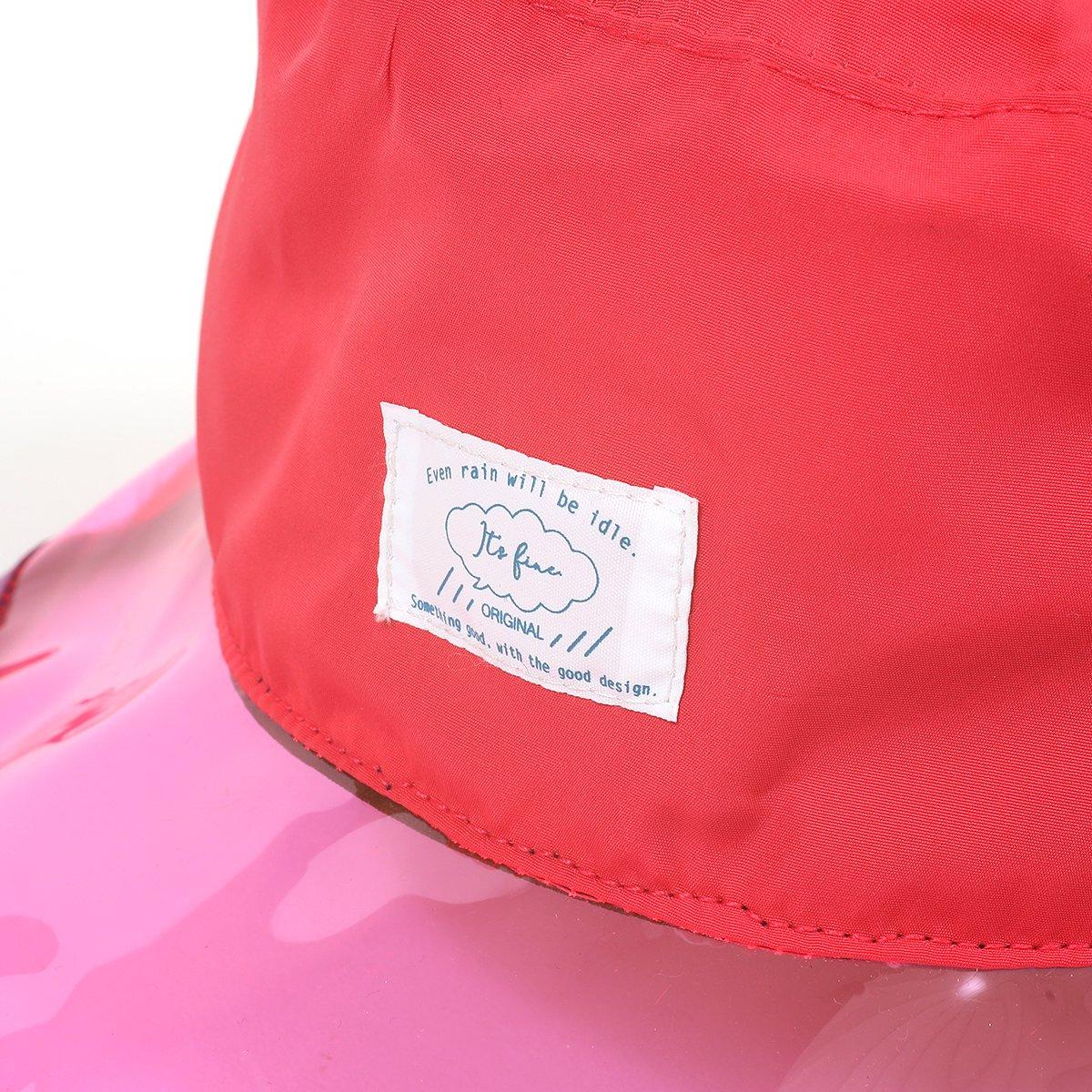 【KIDS】Rain PVC Hat 詳細画像7